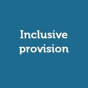Inclusive-provision