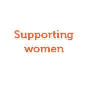 Supporting-women