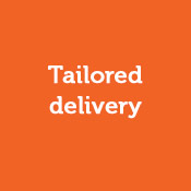 Tailored-delivery